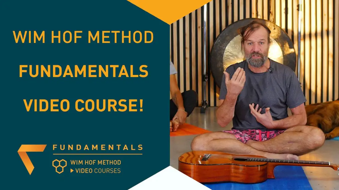 Wim Hof Method Fundamentals 2019 ($297)