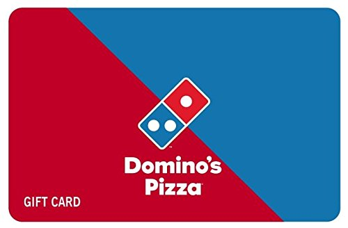 Dominos Pizza Gift Card  50$