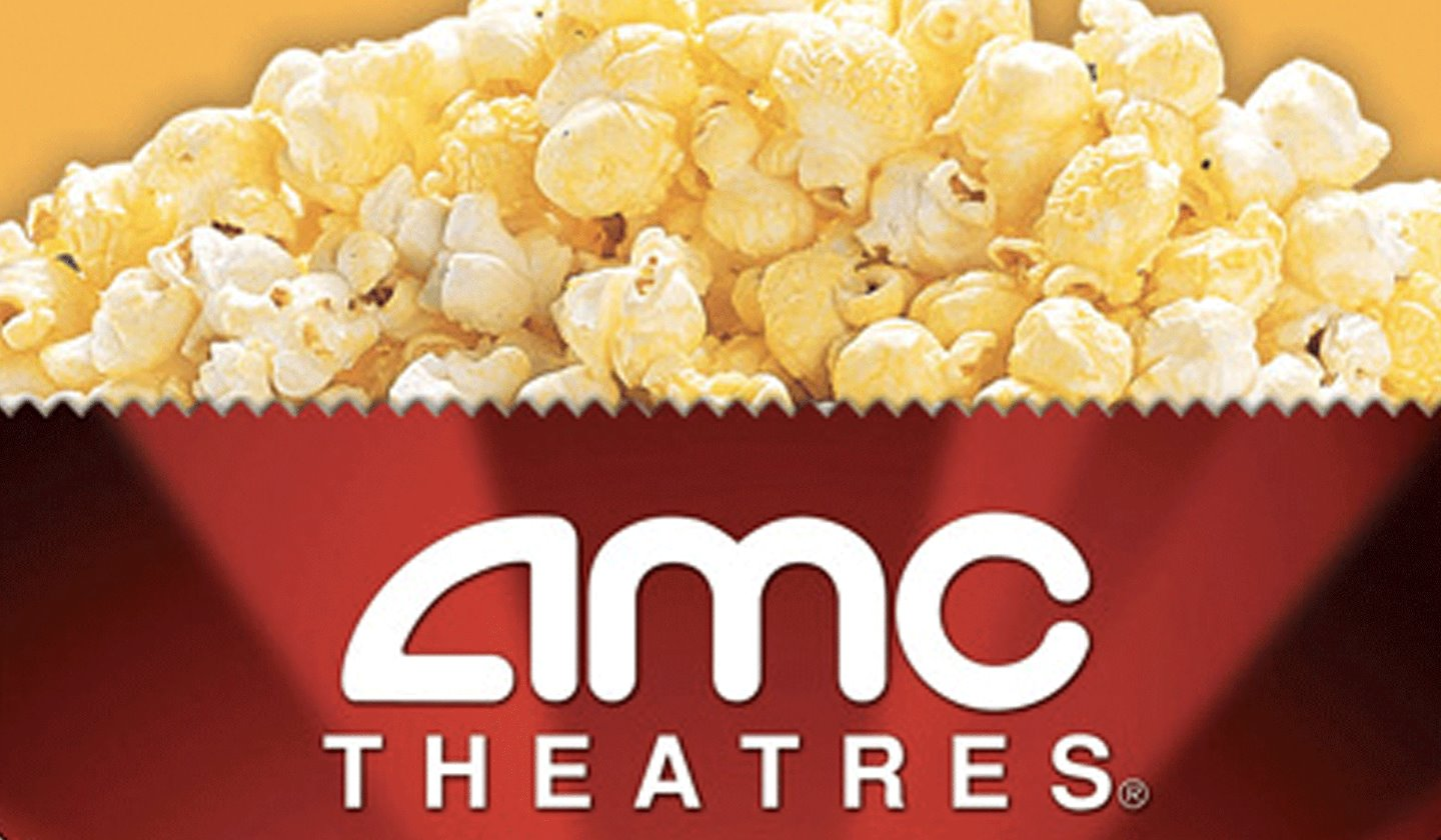 $100 Amc Theatres GiftCard