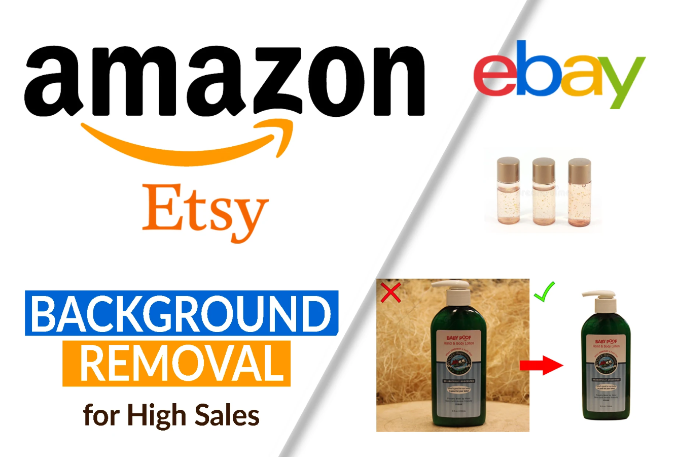 Remove Background Image From eBay Etsy Amazon Pictures