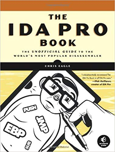 The IDA Pro Book : The Unofficial Guide