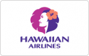 Hawaiian airlines gift card 300$