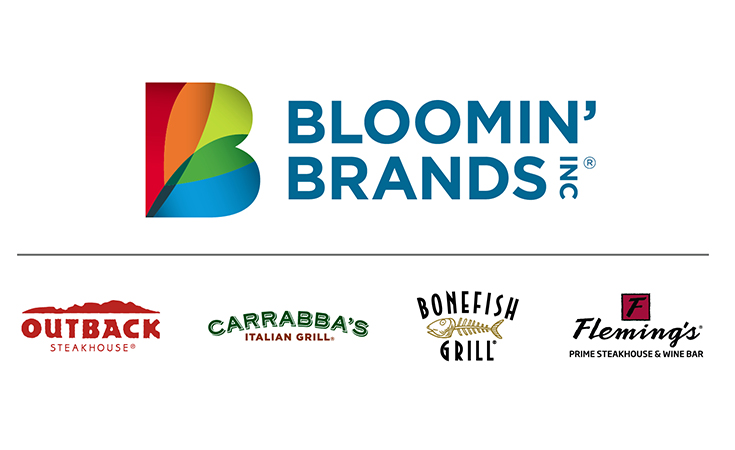 Bloomin' Brands gift card 50$