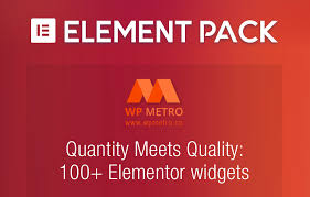 Element Pack v3.0.9 - addon for Elementor