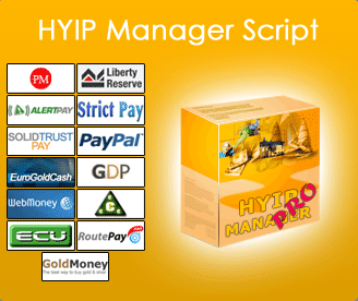 GC Hyip Manager Pro 2016 (Nulled)