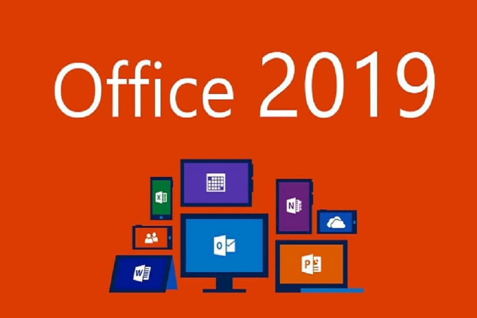 Microsoft Office 2019 Pro Plus Key 32/64Bit License 1PC