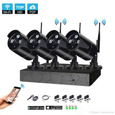 4 in 1 CCTV Wireless surveillance device