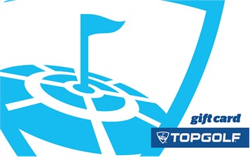 TOPGOLF GIFT CARD 100$
