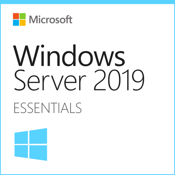 Windows - Windows Server 2019 Essentials