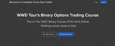 WWD Tour's Binary Options Trading Course