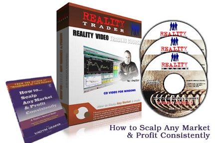 Nasdaq Scalper Course By Vadym Graife (RealityTrader)