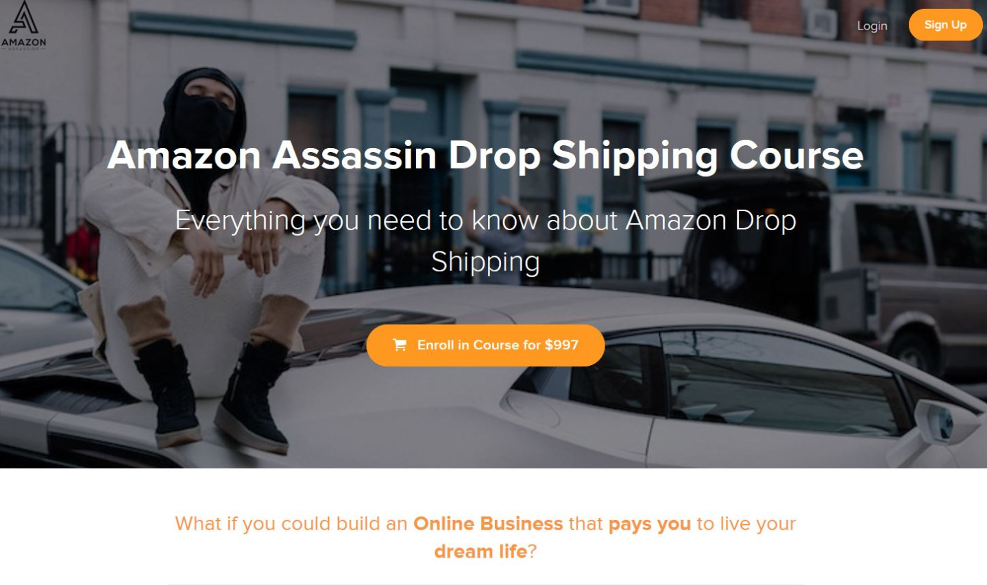 Matthew Gambrell - Amazon Assassin Drop Shipping Course