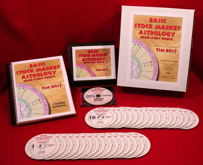 Stock Market Astrology Home Study Course