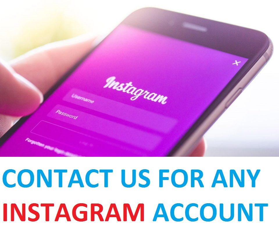 INSTAGRAM.COM YEAR 2012-2019 HIGH QUALITY ACCOUNTS