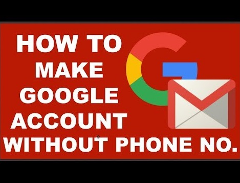 How To Make Google.com Account Without SMS Phone Number