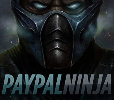 Hide From PayPal like a Ninja - GUIDE