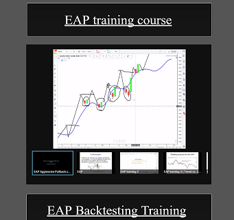 EAP Forex  Training Program