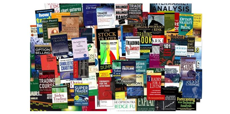 Trading & Investing  Huge E-Books Collection