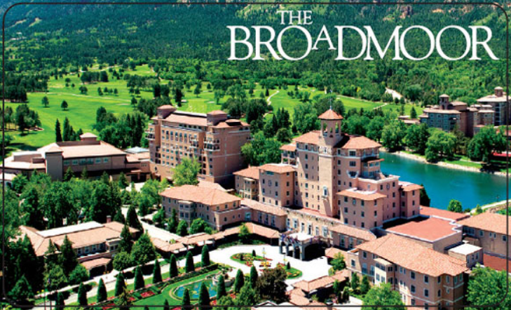 The Broadmoor Hotel - $630 Gift Card