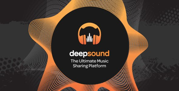 DeepSound v1.0.4The Ultimate PHP Music Sharing Platform