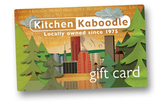 Kitchen Kaboodle (Appliances, Kitchen Gear) $100 Gift
