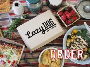 Lazy Dog Restaurant and Bar $100 Gift Card