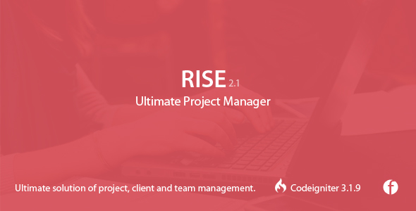 RISE v2.11 - Ultimate Project Manager