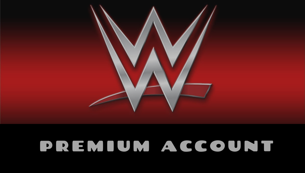 WWE premium account (1 year)