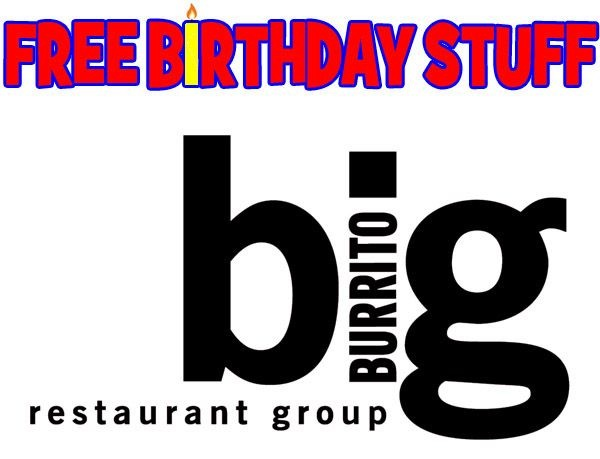 Big Burrito Gift Card $75