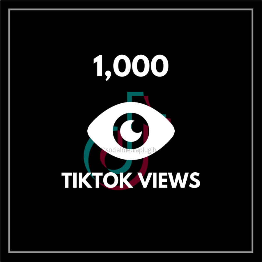 1000 TikTok Views (HQ)