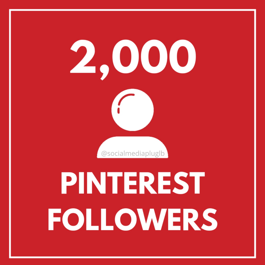 2000 Pinterest Board Followers