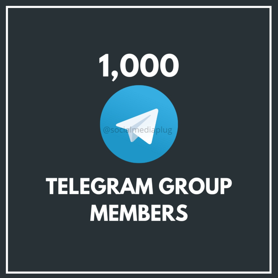 1000 Telegram Group Members