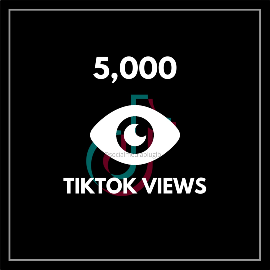 5000 TikTok Views (HQ)