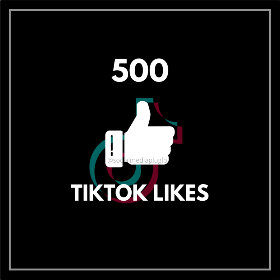 500 TikTok Likes (Lifetime Guarantee)