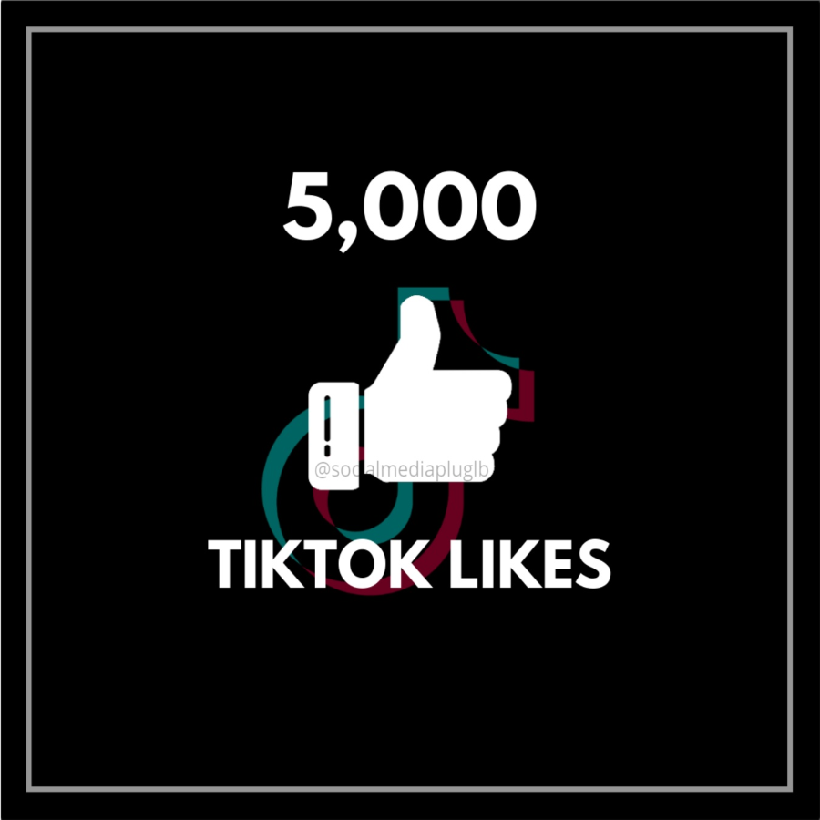 5000 TikTok Likes (Lifetime Guarantee)