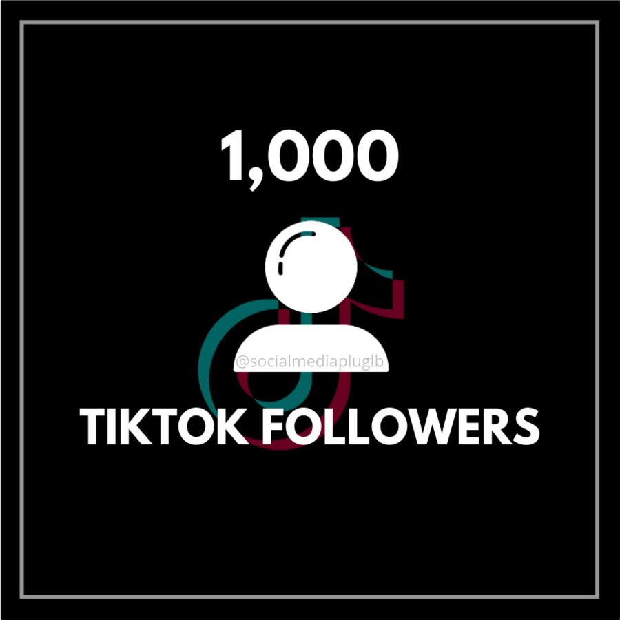 1000 TikTok Followers (HQ)