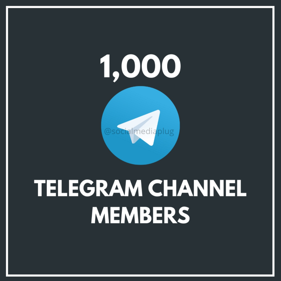 1000 Telegram Channel Members