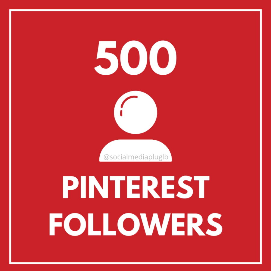 500 Pinterest Board Followers