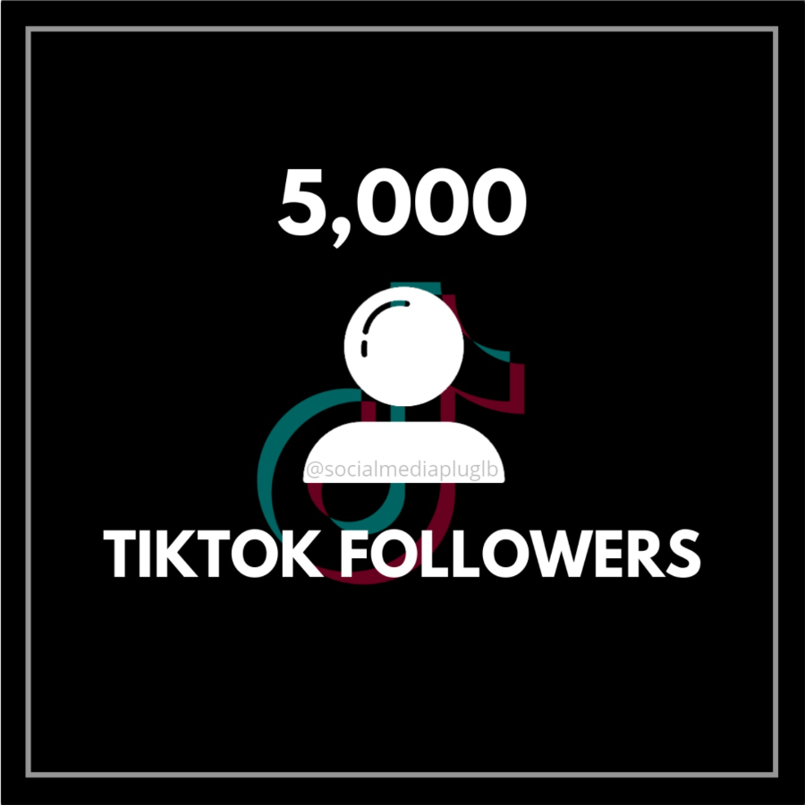 5000 TikTok Followers (HQ)