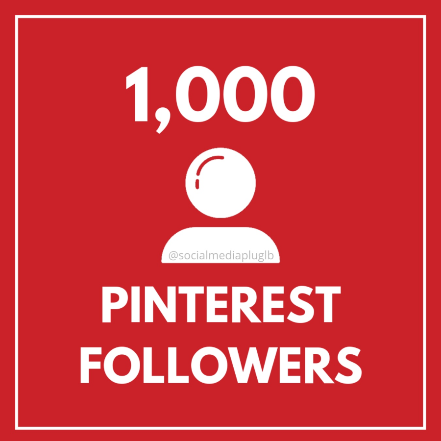 1000 Pinterest Board Followers