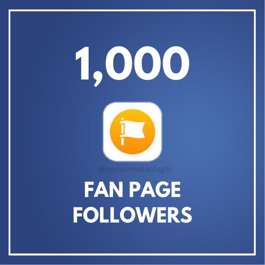 1000 Facebook Fan Page Followers (HQ)