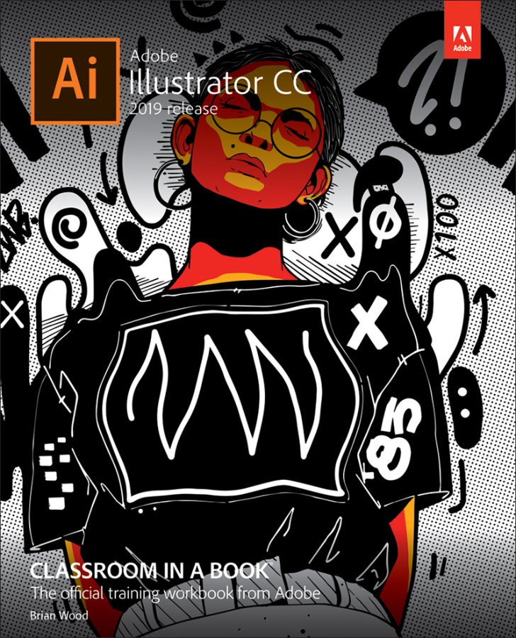 Adobe Illustrator CC Classroom in a Book (2019)