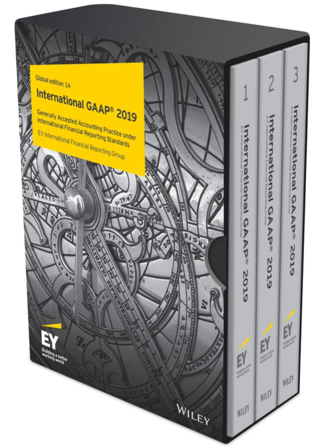 International GAAP 2019 Volume 1-3 1st Edition