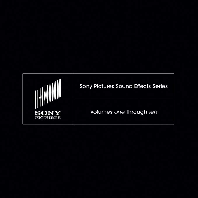 28,000 Sony Pictures Sound Effects Collection