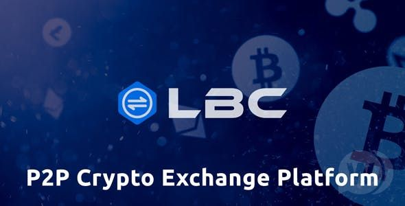 LBC v1.0 - P2P cryptocurrency exchanger