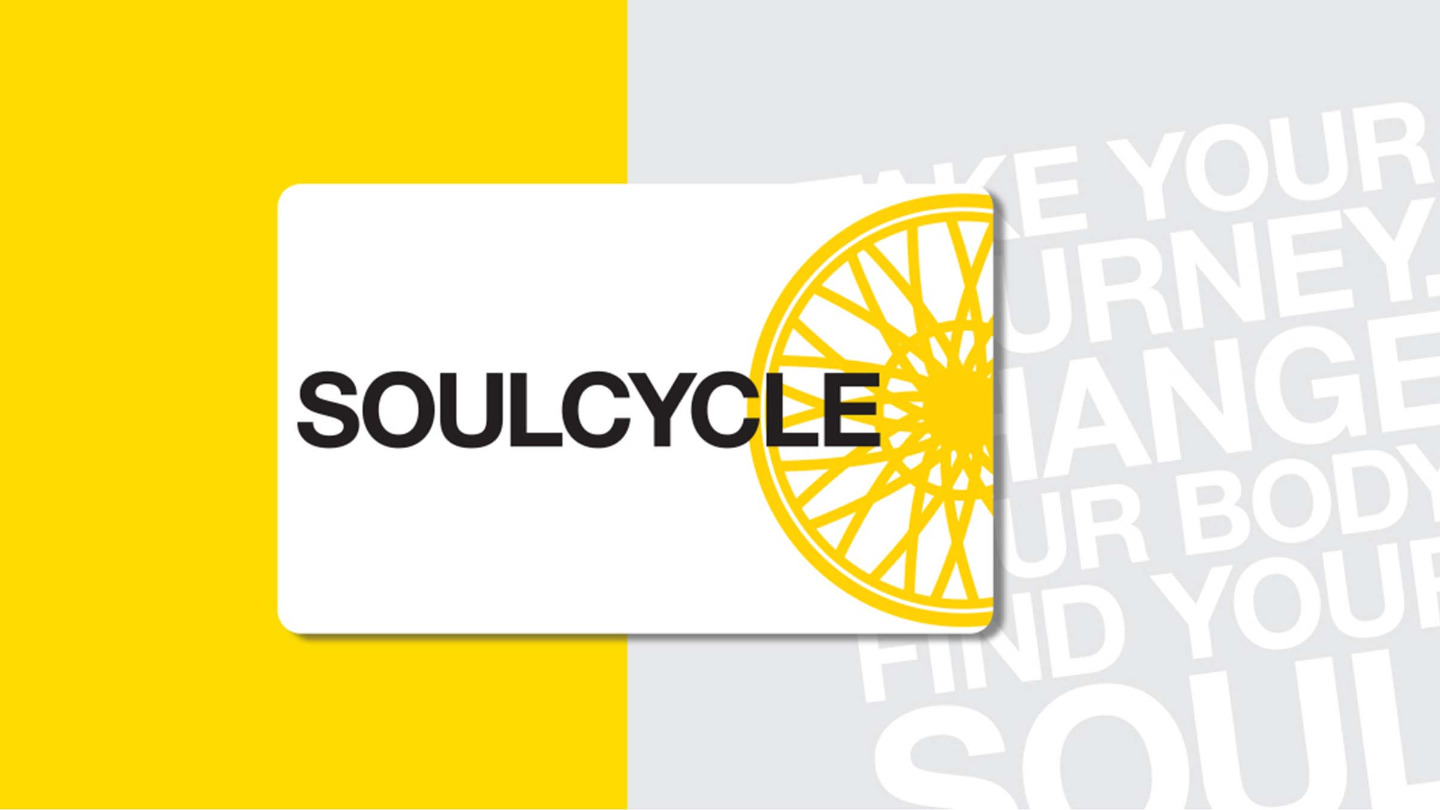 $1000 Soulcycle eGift Card+PIN