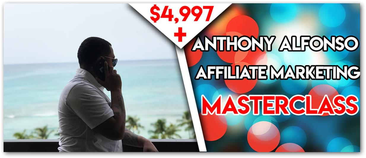 Entrepreneur Affiliates Mastery Course [WORTH: $997]