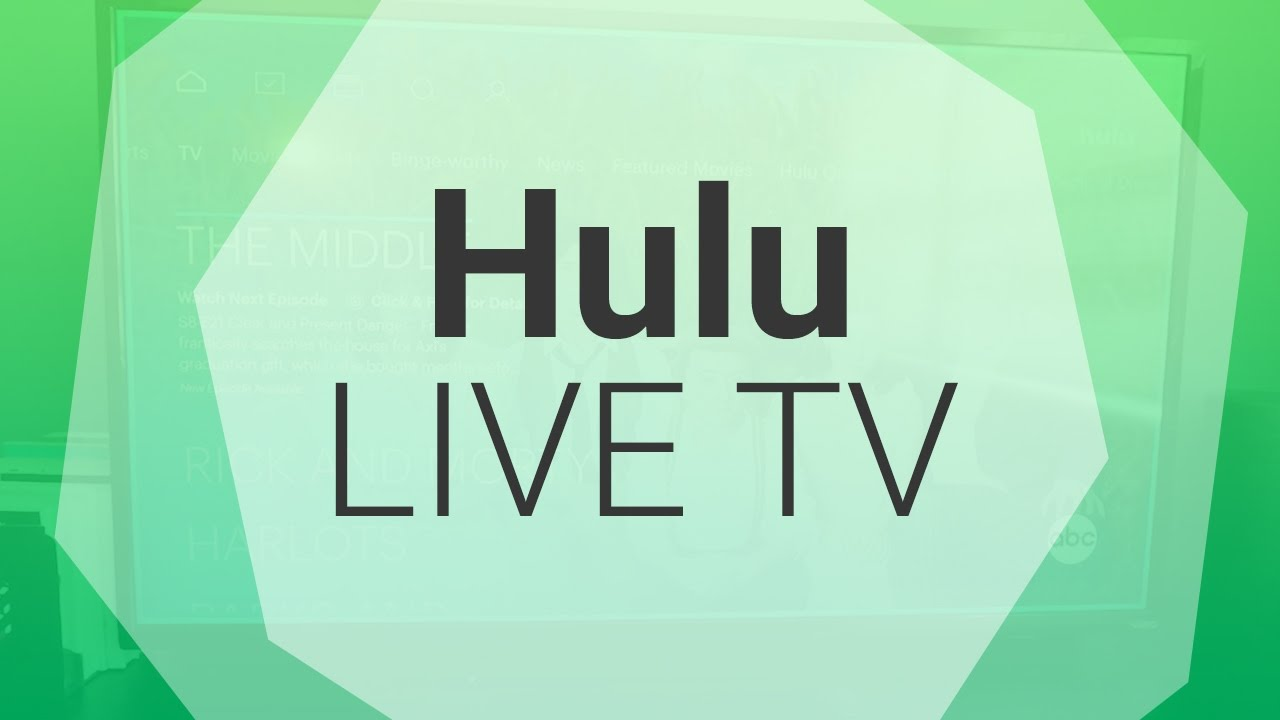 Hulu with LIVE TV Streaming Package [WARRANTY]
