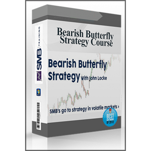 SMB Training : The Bearish Butterfly Strategy