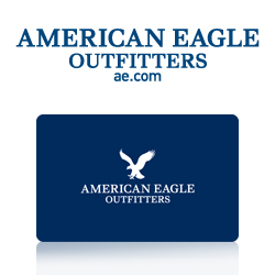 American Eagle Account + History / Payment Method